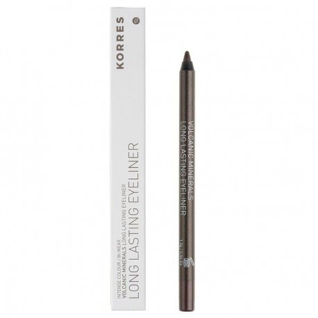 Korres km eye pencil volcanic miner.02 brown