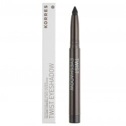 Korres Maquillage Ombre a paupieres Twist Black Volcanic Minerals 98 Metallic Black
