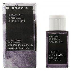 Korres Body Parfum Pivoine 50ml