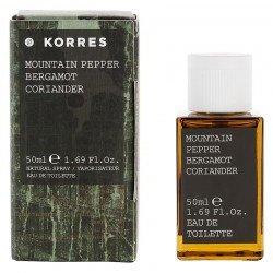 Korres Body Parfum Poivre de montagne 50ml