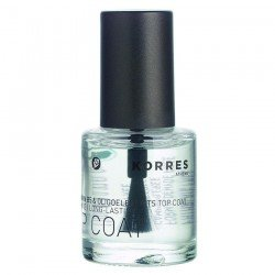 Korres Maquillage nail couleur top coat