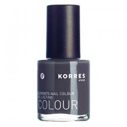 Korres km nail colour 95 grey brown 10ml