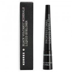 Korres km liquid eyeliner mineral black 2,5ml