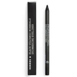 Korres km pencil shimmer mineral black