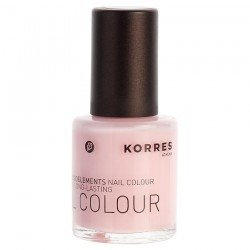 Korres Maquillage nail peony pink 04