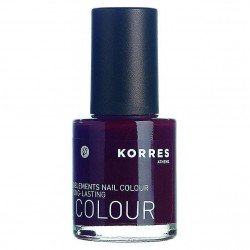 Korres Maquillage nail colour dark red 59