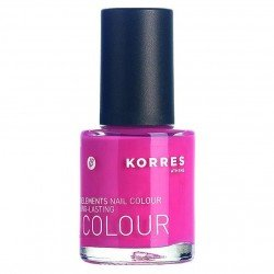 Korres Maquillage nail pomegranate 14
