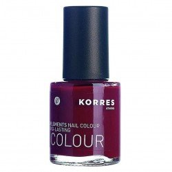 Korres Maquillage nail colour deep red 57