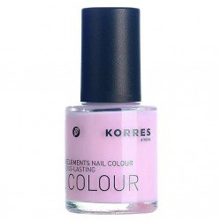 Korres Maquillage nail baby pink 05