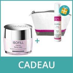 Uriage Isofill crème focus rides pot 50ml + Cadeau : Trousse + sérum 10ml