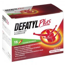 Defatyl Energy Plus 15 ampoules