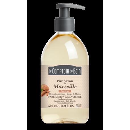 Le comptoir du bain savon surgras hypoallergénique 500ml