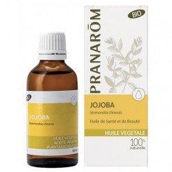 Pranarom Jojoba huile végétale BIO 50ml