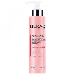 Lierac hydra-body lait repulpant flacon pompe 200ml