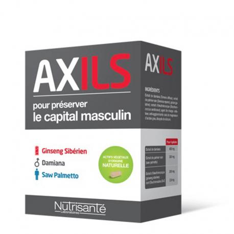 Nutrisante Axils 60 gélules