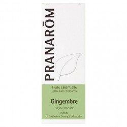 Pranarom Gingembre Rhizome HE 5ml