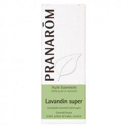 Pranarom Lavandin Super Sommité Fleurie Huile Essentielle 10ml