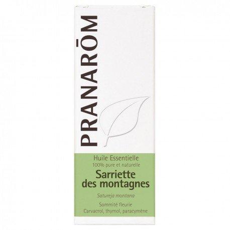 Pranarom Sarriette Montagnes Sommité Fleurie HE 5ml
