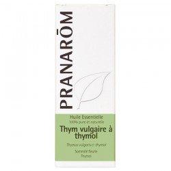 Pranarom Thym Vulgaire Thymol Sommité Fleurie HE 10ml