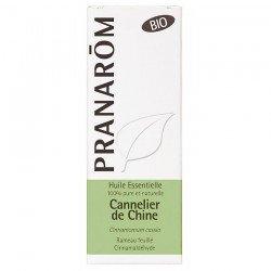 Pranarom Cannelier de Chine Rameau Feuillé BIO 10ml