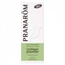 Pranarom Lentisque Pistachier Rameau Bio Huile Essentielle 5ml