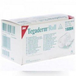 3m Tegaderm roll film transparent 10cmx10m 1 rouleau