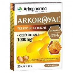 Arkopharma Arkoroyal Gélée Royale blister 2x15 caps