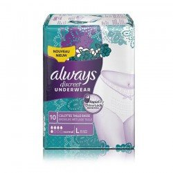 Always Discreet Incontinence pants l taille bas 10 3496221
