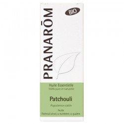 Pranarom Patchouli Feuille BIO 10ml