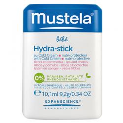 Mustela Bébé Hydra Stick au Cold Cream Nutri-Protecteur Peau Sèche 9,2g