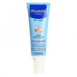 Mustela Solaire Spray Après-Soleil Bébé Hydratant 125ml