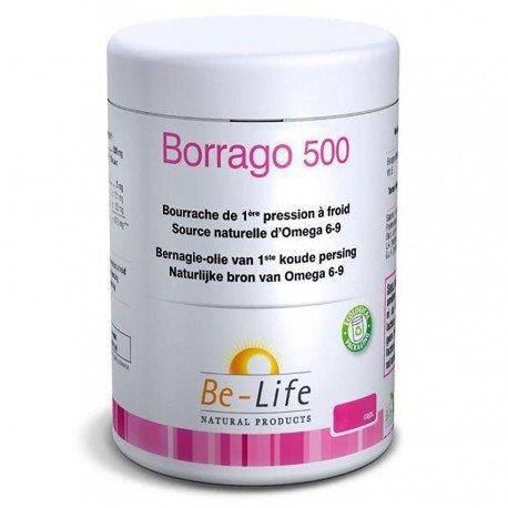 Be Life Borrago 500 bio 90 capsules