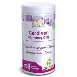 Be Life Carnimag Q10 Mineral complex 120 gélules