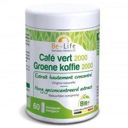 Be Life Café Vert 2000 BIO 60 gélules