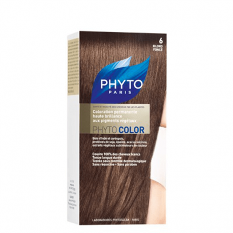 Phyto phytocolor 962 blond foncé