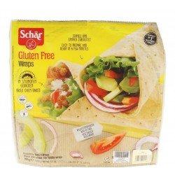 Schar wraps 2 pieces 160g