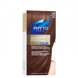 Phyto phytocolor 967 chatain clair doré