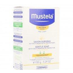 Mustela Bébé Savon Surgras Cold Cream 150g