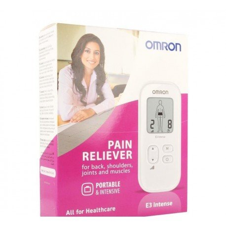 Omron e3 intense pain reliever