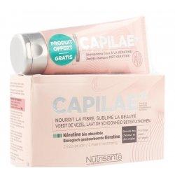 Capilae nutrisante 120 caps + shampoo 10