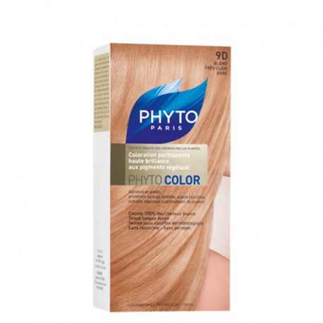Phyto phytocolor 973 blond très clair doré