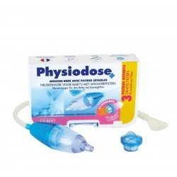 Physiodose mouche bebe filtre jetable
