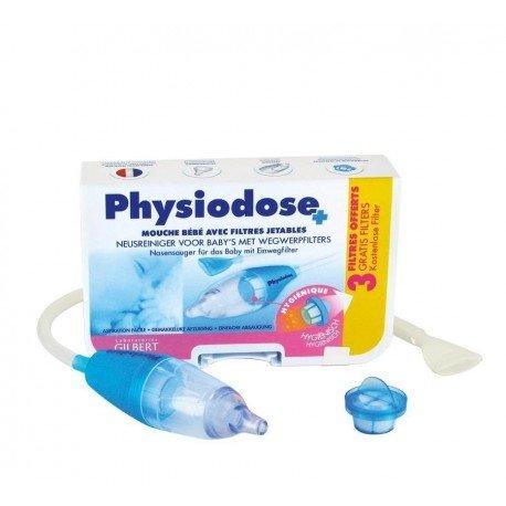 Physiodose mouche bebe filtre jetable