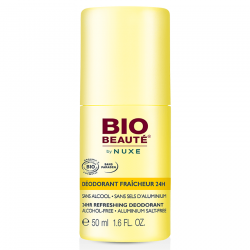 Bio Beaute by Nuxe Deodorant Fraicheur 24H Roll on 50ml