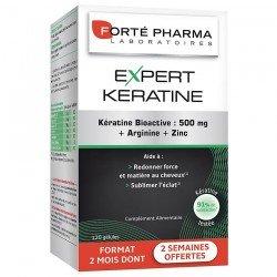 Forte Pharma Expert kératine 120 capsules