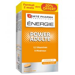 Forte Pharma Energie power adulte 56 comprimés