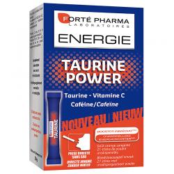 Forte Pharma Energie taurine power sticks 21