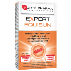 Forte Pharma Expert Equisun 30 Gélules