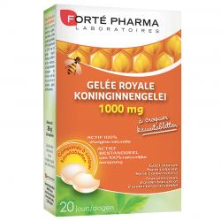 Forte Pharma Gelée royale 1000mg 20 comprimés
