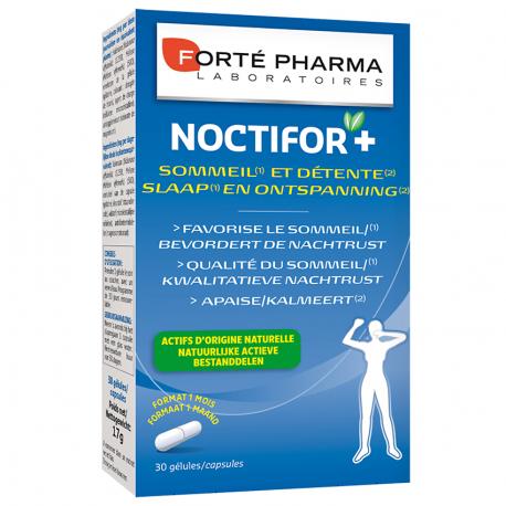 Forte Pharma Noctifor+ 30 gélules